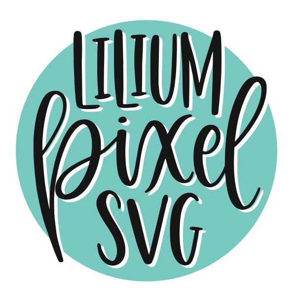 Lilium Pixel SVG