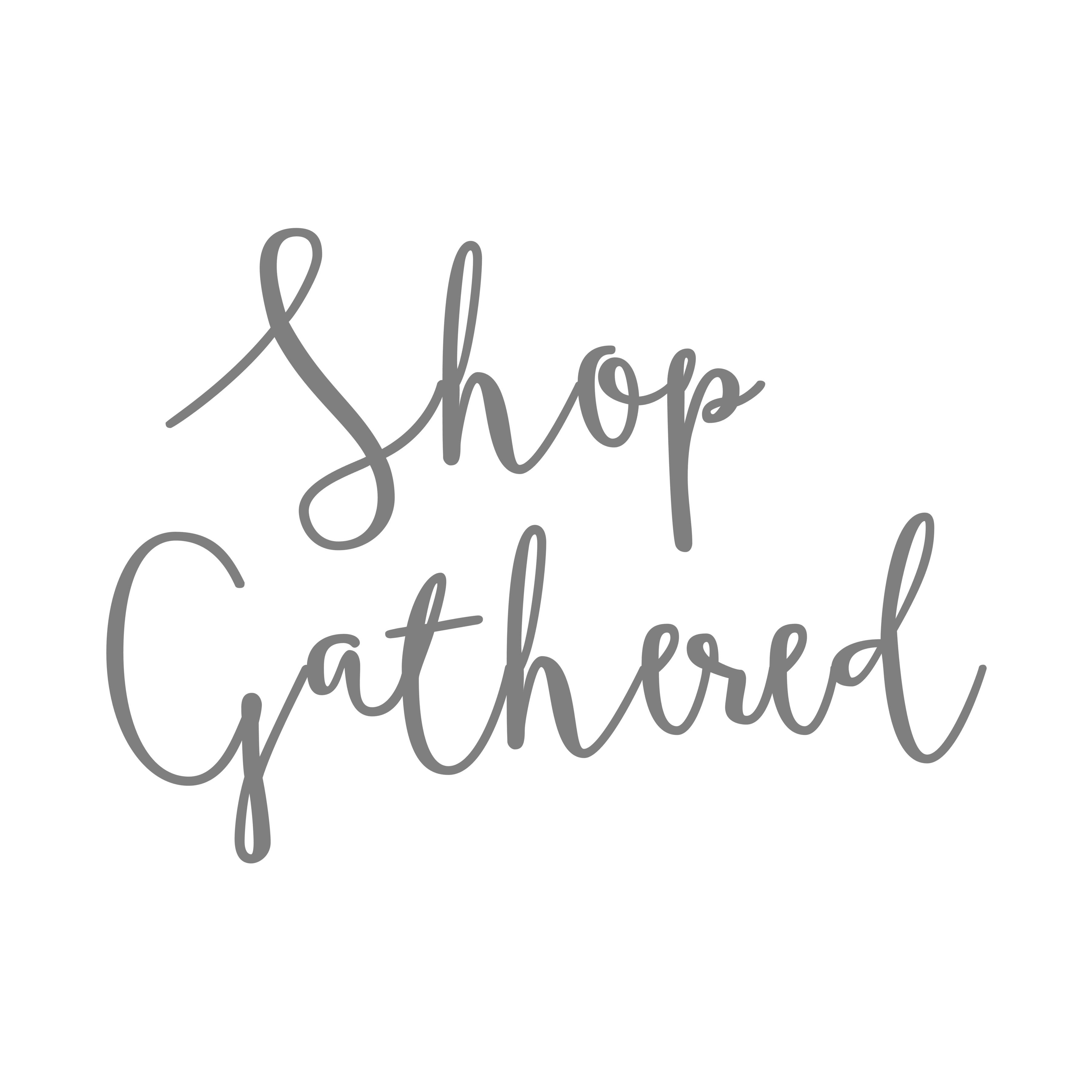 ShopGathered