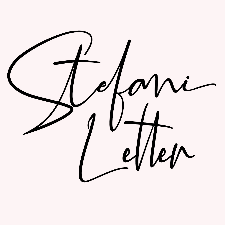 Stefani Letter